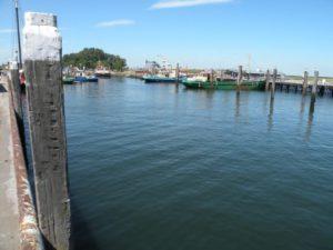 Herinrichting vissershaven Bruinisse